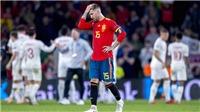 Vì sao Tây Ban Nha thảm bại trước đội tuyển Anh?