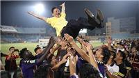 Từ Liên đoàn bóng đá Hà Nội đến VFF