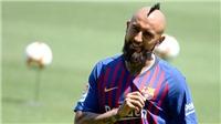 Arturo Vidal gia nhập Barca: Rồi người Barca sẽ yêu 'Vua Arturo'!