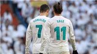 Gareth Bale sẽ xóa mờ kí ức về Ronaldo