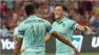 22h ngày 12/8, Arsenal - Man City: Khởi đầu mới của Oezil