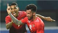 U23 Indonesia: Đặt trọn niềm tin vào những cựu binh