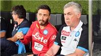 Đến Napoli là sai lầm của Ancelotti?