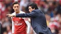 Arsenal: Emery không thể chỉ dựa vào Oezil
