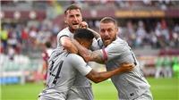 AS Roma: Năm mới, thắng lợi kiểu cũ, ở giây cuối cùng