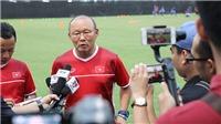 HLV Park Hang Seo: 'U23 Việt Nam đã chuẩn bị phương án đối phó Bahrain'