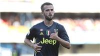 Miralem Pjanic gia hạn với Juventus: Bom tấn khác của 'Bà đầm già'