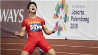 Su Bingtian phá kỷ lục ASIAD ở nội dung 100m nam: Biểu tượng mới của điền kinh châu Á