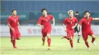 Xem trực tiếp bóng đá nam Asiad