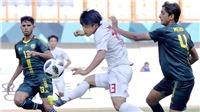 Iwasaki sẽ là niềm hy vọng của U23 Nhật Bản