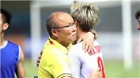 Cựu tuyển thủ Lê Quốc Vượng: 'Ngả mũ trước thầy Park'