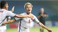 U23 Việt Nam bay bổng cùng HLV Park Hang Seo