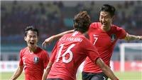 Hàng công U23 Hàn Quốc: U23 Việt Nam cần coi chừng 'thợ săn' Hwang Ui Jo