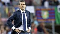 Valverde không ngừng thử nghiệm Barca