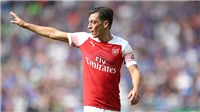 Arsenal: Oezil vẫn là nhạc trưởng của Pháo thủ