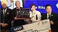 Rikako Ikee: Nữ VĐV đầu tiên giành danh hiệu xuất sắc nhất ASIAD