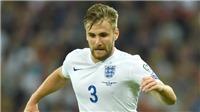 M.U và tuyển Anh: Cánh trái, ai hơn được Luke Shaw?
