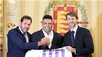 Ro béo và nước cờ khôn ngoan khi trở thành ông chủ mới ở Liga