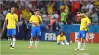 World Cup 2018 đang trở thành... EURO 2019: Khi Nam Mỹ cúi đầu trước châu Âu