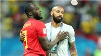 Pháp vs Bỉ: Ngày Thierry Henry chống lại Les Bleus (VTV3 trực tiếp)