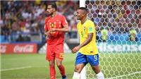 Gabriel Jesus, 'số 9' tệ nhất của Brazil?