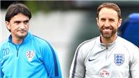 Dalic vs Southgate: Cuộc chiến kỳ lạ. VTV3 trực tiếp Croatia vs Anh