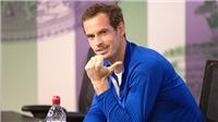 Xếp hạng ATP hậu Wimbledon: Andy Murray đứng dưới cả… Lý Hoàng Nam