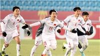 U23 Việt Nam mơ ASIAD cùng '30 vì tinh tú'