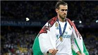 Ronaldo ra đi, Gareth Bale trước ngưỡng cửa thành huyền thoại của Real