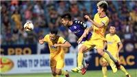 Vòng 20 V-League: 'Bão' đổ vào Bắc Trung bộ