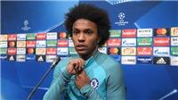 Barcelona theo đuổi Willian: Cầu Stamford không bắc tới Camp Nou