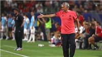 M.U thảm bại 1-4 trước Liverpool: Mourinho vẫn bị ám ảnh mùa thứ ba?