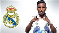 Tân binh Rodrygo của Real: Đi lên từ futsal, chỉ mong được làm đồng đội của Neymar