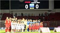 U23 Việt Nam với 'sứ mệnh' giải cứu V-League