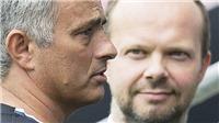 M.U càng thua, Mourinho càng có cớ để đòi hỏi