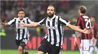 Chuyển nhượng Milan: Tốn bao nhiêu cũng phải mua Higuain