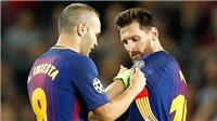 Leo Messi: Từ 'Quỷ lùn' tới đội trưởng Barcelona