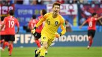 Olympic Hàn Quốc: Bảo vệ HCV nhờ những người hùng World Cup?