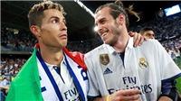 Real Madrid: Đừng bắt Bale mặc áo Ronaldo!