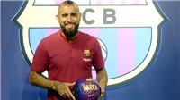 Arturo Vidal: Chiến binh hay là tù binh ở Camp Nou?