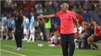 Trong mùa giải thứ 3 ở M.U, Mourinho đang phải chống lại… lịch sử