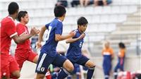 Dùng U21, Nhật vẫn rất đáng gờm tại ASIAD 2018