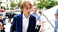 Vấn đề ở Real Madrid: Sự im lặng đáng sợ của Luka Modric