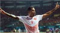 Như U23 Việt Nam, U23 Indonesia rất tiến xa ở ASIAD 2018