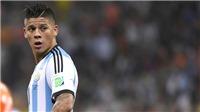 Marcos Rojo: Sa sút ở M.U, nhưng là điểm tựa của Argentina