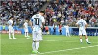 HLV Lê Thụy Hải: 'Messi chơi dở, Argentina có bị loại cũng xứng đáng'