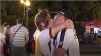 Ký sự World Cup: Hai nụ hôn Đức tại Moskva