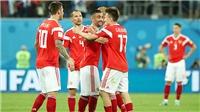 Đội tuyển Nga phản bác cáo buộc thăng hoa vì... sử dụng doping