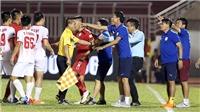 V-League 'không có quà' cho bóng đá TP.HCM