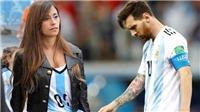 Rộ tin đồn Messi khủng hoảng hôn nhân
